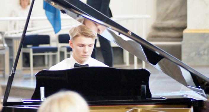 Pianostycke